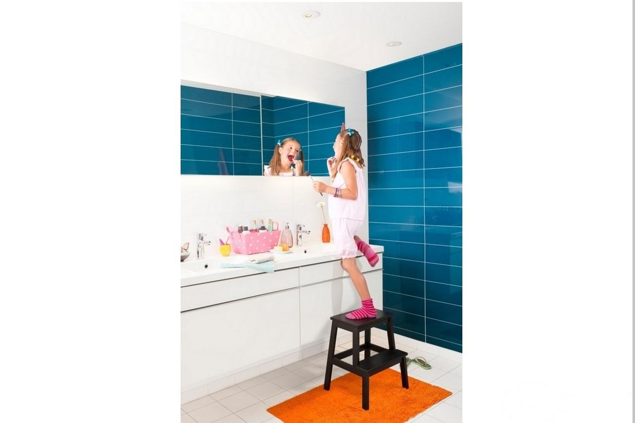 Eye Works Curacao BerryAlloc Walls Bathroom Wall WW Petrol